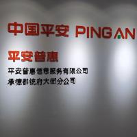 平安普惠信息服务有限公司都统府大街分公司